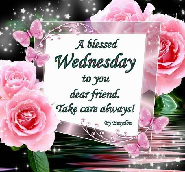 A Blessed Wednesday Wednesday Quotes Blessed Wednesday