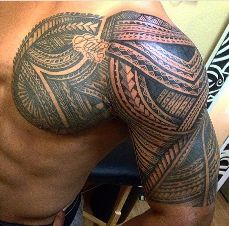 tattoo samoa motive elegant tribal forearm armband mens. Black Bedroom Furniture Sets. Home Design Ideas