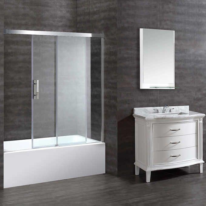 17 Best Ideas About Bathtub Doors On Pinterest Tub Glass