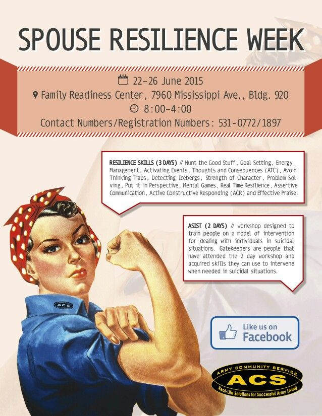 Flyer, resilience, women, woman