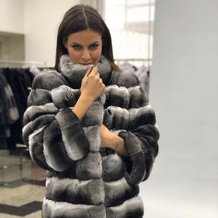 Real Fur Coats в Instagram So, How Much Is A Real Chinchilla Fur Coat