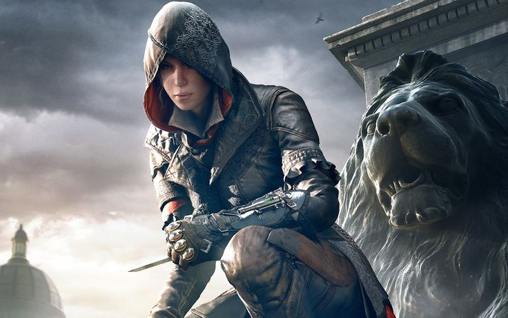 Assassins Creed Syndicate Evie Frye HD desktop wallpaper