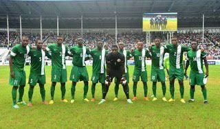 Whispers: Nigeria draw Egypt, Algeria in African Olympic qua...
