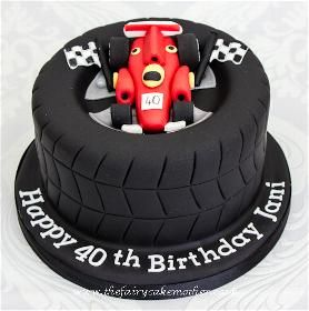 F1 Cake