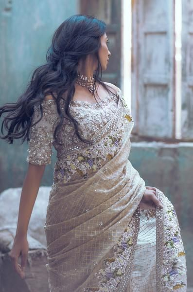 Pakistani couture by suffuse
