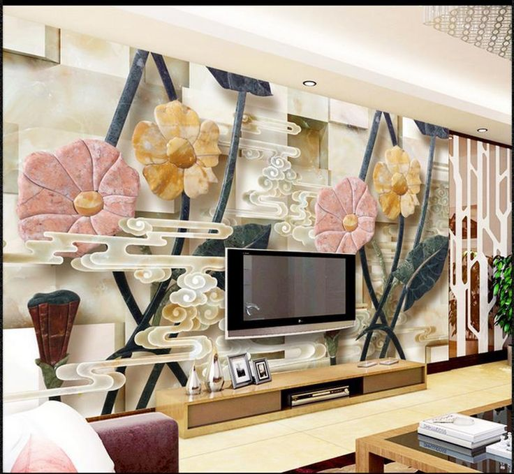 Дешевое Пользовательские обои papel де parede 3D цветы росписи 3D росписи обоев 3D обои для комнаты, Купить Качество Обои непосредственно из китайских фирмах-поставщиках:                                                     Примечание: