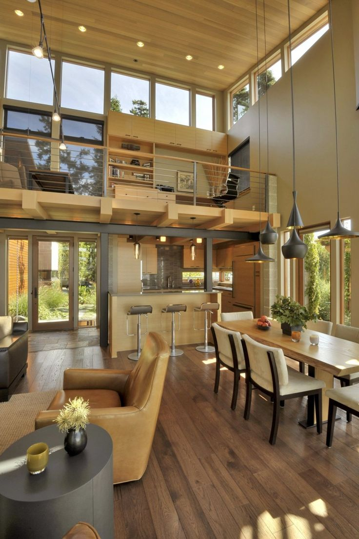 Seattle-based David Vandervort Architects have designed the Sunset Point Residence on  San Juan Island, Washington.