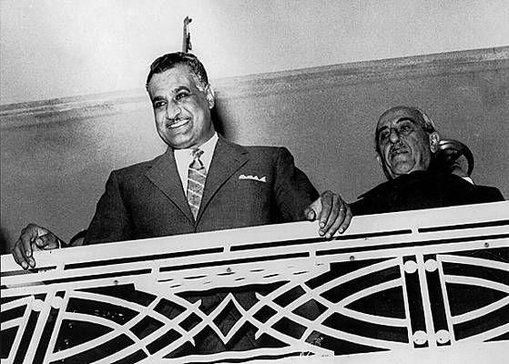 Gamal Abdel Nasser - Djamāl'Abd al-Nāṣir