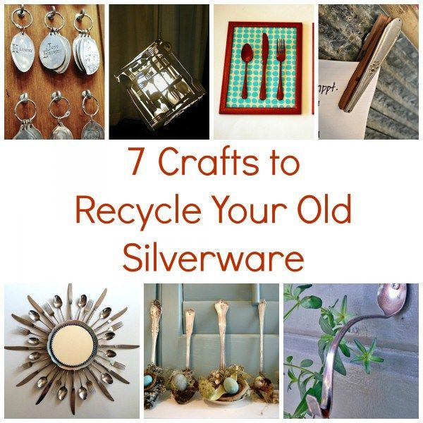 Diy Silverware Crafts