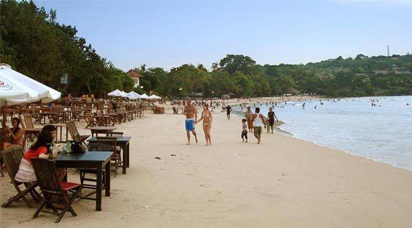 The Best Beach Restaurant on Jimbaran Bay