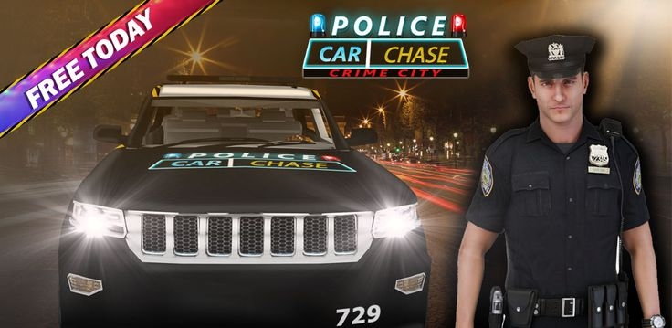If you love #cargames then this #PoliceCarChase : #HotPursuit will definitely excite you. Experience the best collective package of #policecar games and in car #racinggames with an amazing car driving simulator. Be careful while chasing criminals' car because crashing into other cars will get you hurt! This high speed action #policechasing car has everything you ever wanted. So #install and enjoy. https://play.google.com/store/apps/details?id=com.bleedingedge.police.car.chase.crime