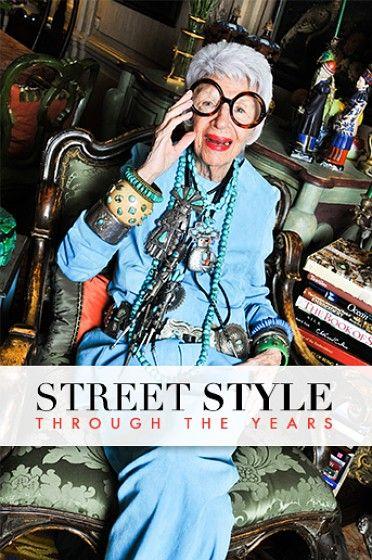 'Discipline Has Gone ToHell' - Iris Apfel on Street Style   #IrisApfel #StreetStyle