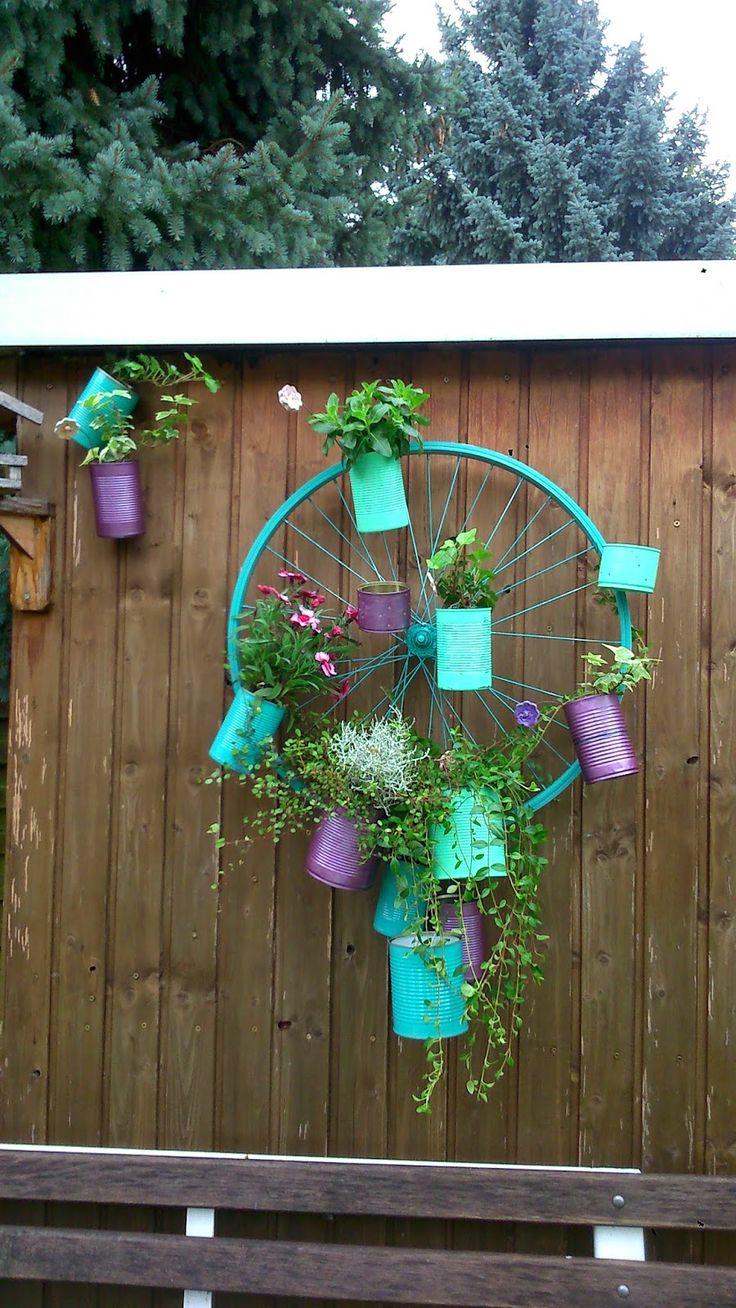 Jumajo: Gartendeko: aus Alt mach Neu