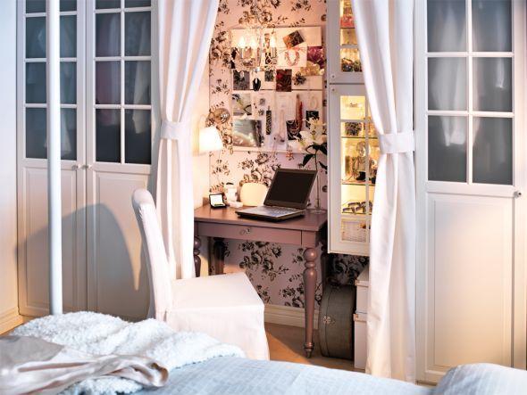 Cleveres Schlafzimmer: Mit diesen Tipps könnt Ihr ungeahnte Platzreserven nutzen! Klickt Euch jetzt durch unsere Galerie!
