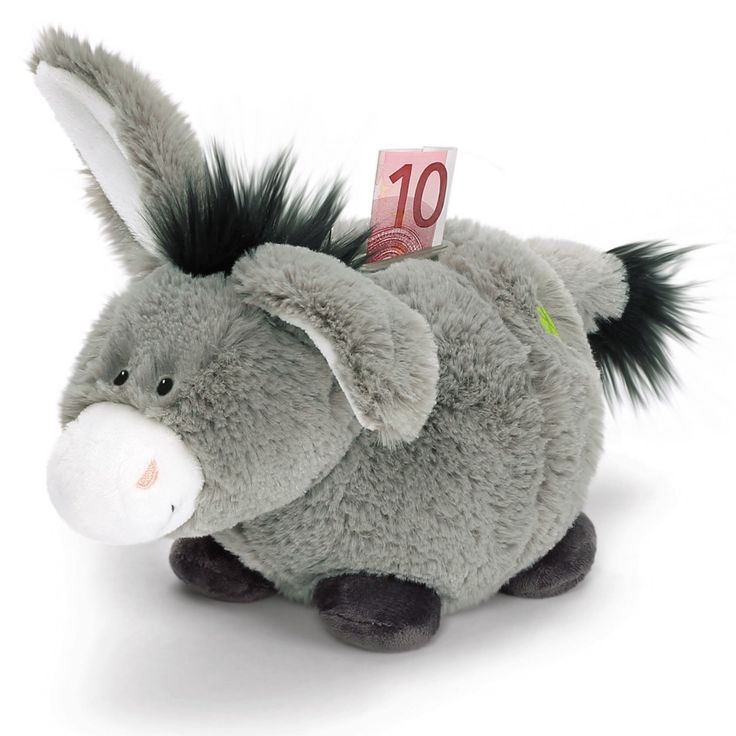 How adorable is this Nici Donkey Money Box? This is a great gift for 9 year olds, and allows them to save their pocket money.