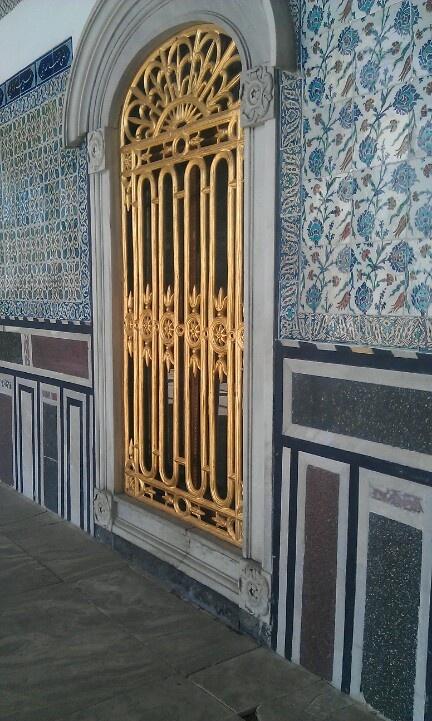 Topkapi place