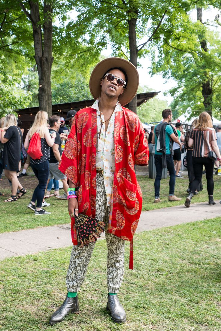 Photos of Musical Paradise at Pitchfork Music Festival - Noisey