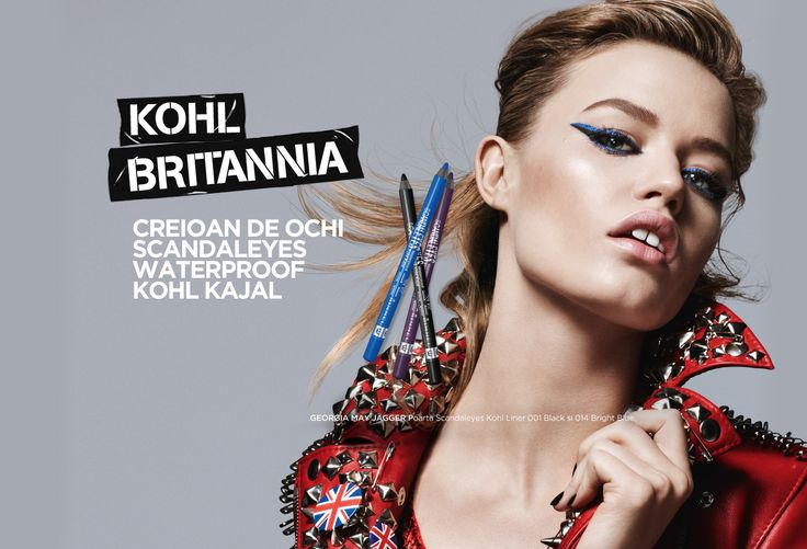 Scandaleyes Waterproof Kohl | Rimmel London România