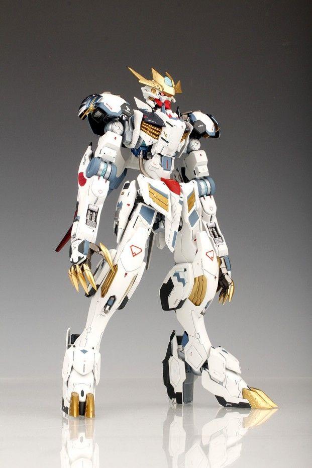www.pointnet.com.hk - 手工唔錯!! 模型作品 1/100 GUNDAM BARBATOS LUPUS REX
