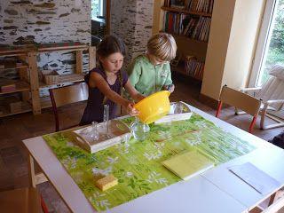 Montessori avec les 6-12 ans: Les Grands Récits: la formation de l'Univers