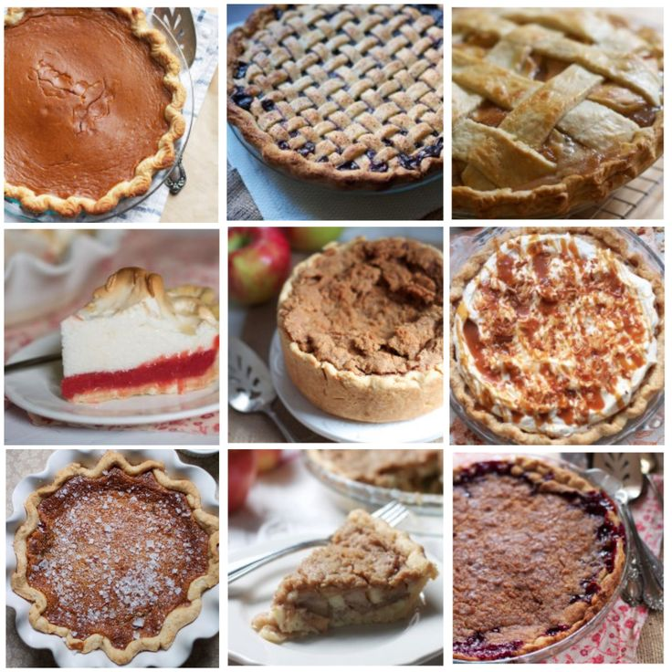 Thanksgiving is really really almost here. And I have something for all you Procrasti-bakers- (like me, who still doesn't have her pie menu set in stone)- a quick roundup of lots of Pie-Inspi…