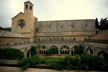 Abbaye de Fontfroide Photo by Laul Alive — National Geographic Your Shot