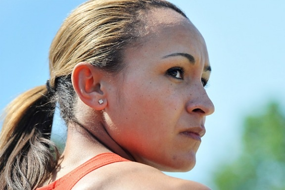 Times' 50 Olympic Athletes to watch - Track & Field - Jessica Ennis (Great Britain)