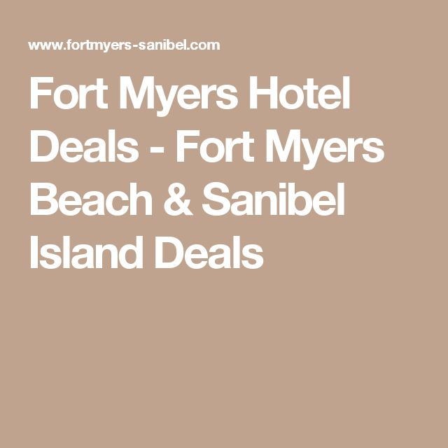 Deals on wheels fort myers florida