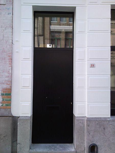 Engels - deur als