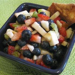 Annie's Fruit Salsa and Cinnamon Chips Allrecipes.com
