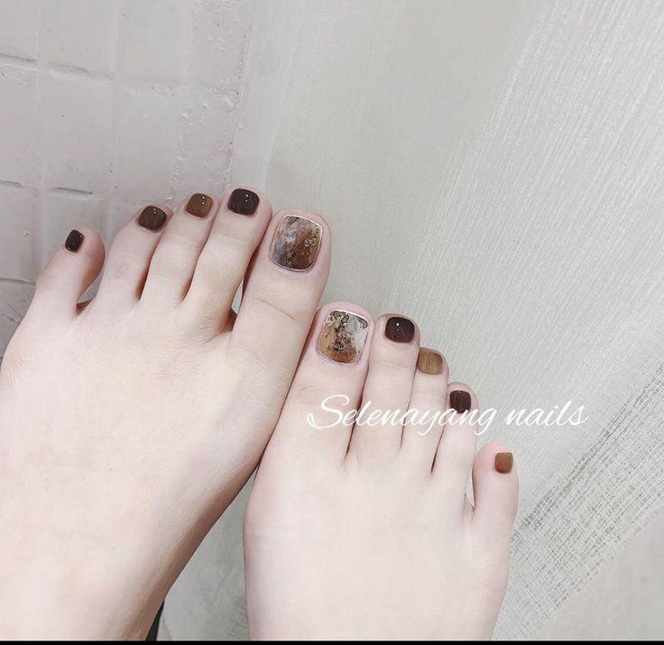 Ghim của Khả An trên Nghệ thuật móng chân trong 2021