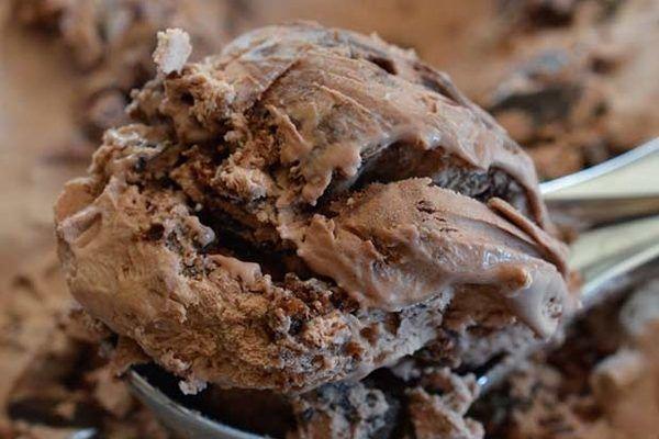 Çikolatalı Dondurma