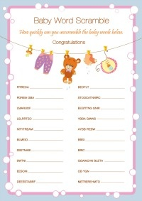 Expect A Fun Baby Shower With Games To Suit Any Theme And Personality.  Loads Of Fun And Creative Baby Shower Games To Fit All Themes!