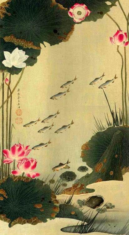 Itō Jakuchū 18th