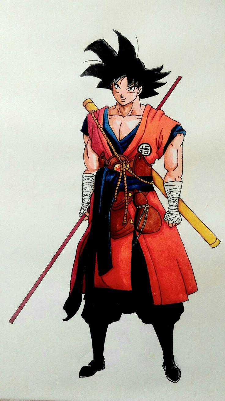 Son Goku(Dragon Ball)