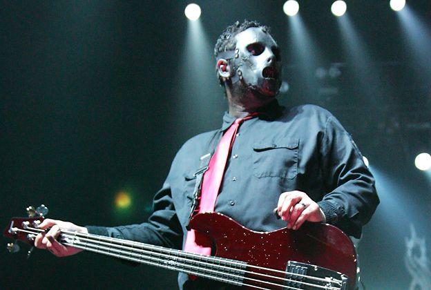 Slipknot - Paul Gray