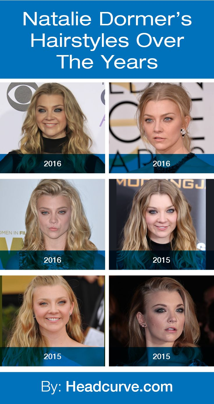 Natalie Dormer's Hairstyles Over the Years