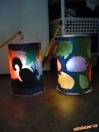Výsledek obrázku pro vyroba lampionu