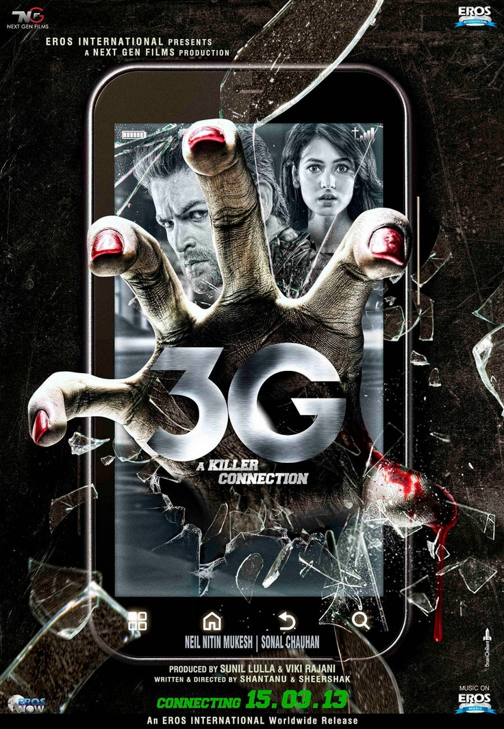 Sam (Neil Nitin Mukesh) buys a second hand 3G cell phone while in Fiji with Sheena (Sonal Chauhan) and receives a mysterious call from a woman.