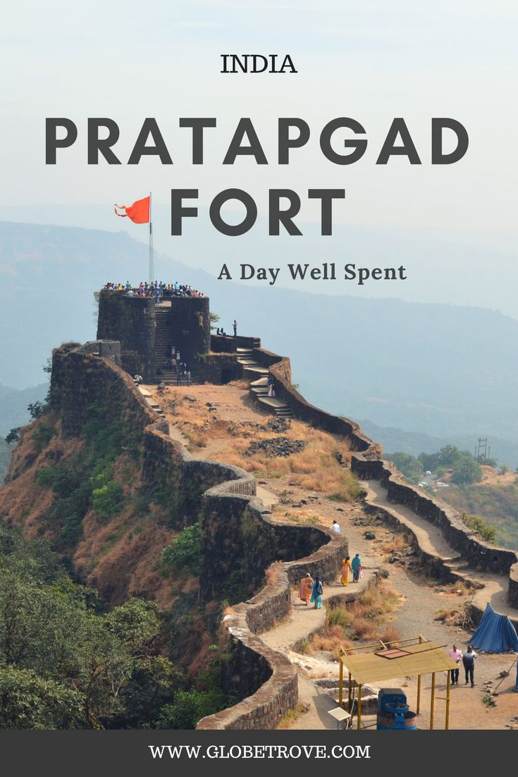 Pratapgad fort may just seem like a short pit-stop but it has so much to indulge in if you have time. A little bit of trekking will get you some phenomenal views into the Western ghats of Maharashtra, India. It's one of the places that gives a person the ability to escape from the crowds if you know how.