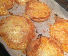 Mini Pizza bases with sneaky pumpkin (grain free, dairy free, nut free, paleo)