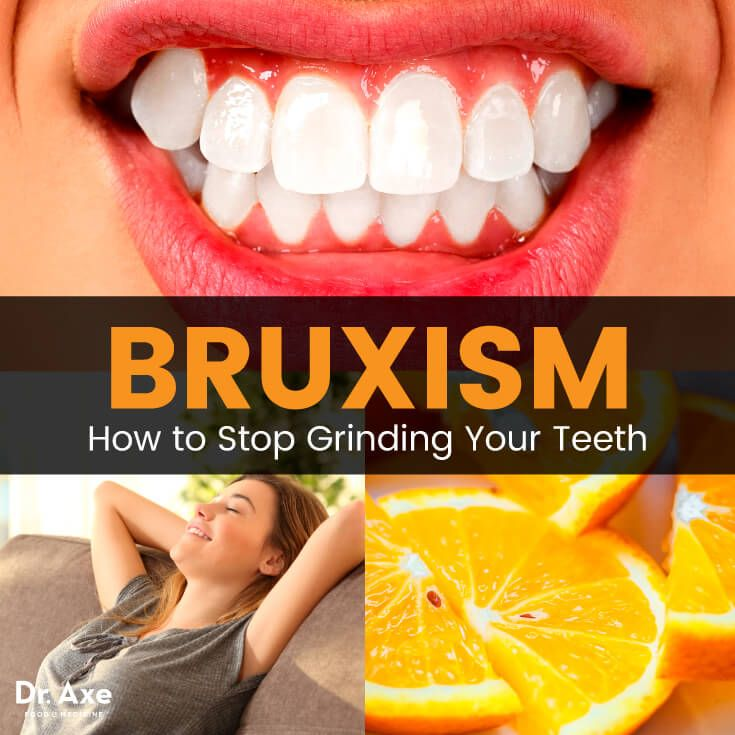 How to Stop Grinding Teeth or Bruxism  7 Natural Treatments