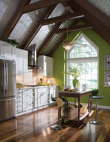I would love a kitchen like this.