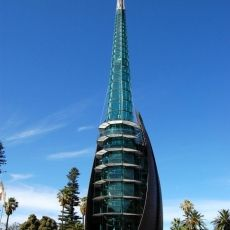 Tower nearby city center of Perth http://commercialelectriciansperth.com.au/