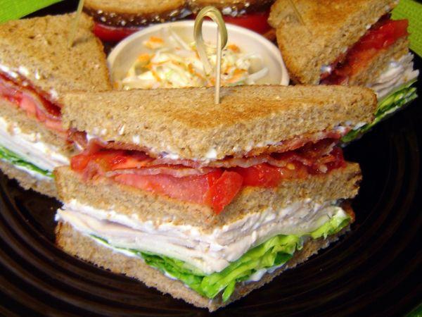 Top Secret Recipes   Big Boy Club Sandwich Copycat Recipe