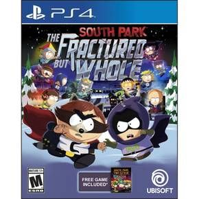Special Offers:<br><br>BONUS OFFER - GET SOUTH PARK: THE STICK OF TRUTH FOR FREE – Receive a FREE digital download copy of South Park: The Stick of Truth, the award-winning prequel to South Park: The Fractured But Whole, now playable on PlayStation 4 computer entertainment center. Download code included in game box. <br><br>Product Overview:<br><br>From the creators of South Park, Trey Parker and Matt Stone, comes an outrageous sequel to 2014'...