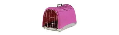 Trasportines y bolsos de viaje para tu gato al mejor precio en la tienda de mascotas online Wakuplanet.com