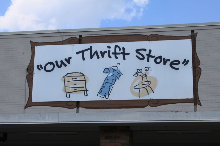 Favorite Places: Our Thrift Store. Franklin, TN. Employs adults with disabilities and carries a beautiful, thrifting selection.