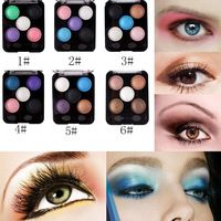 maquillaje color mate