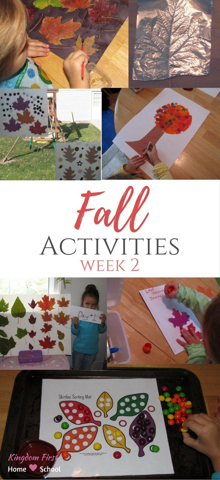 Looking for some super fun fall activities to do with your kids? Great I gotcha covered. Fall leaves, autumn colors oh and skittles!